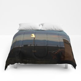 Morning Flame Comforters