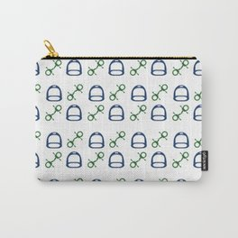 Stirrups & Bits Carry-All Pouch