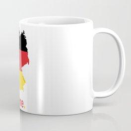 Germany Proud Coffee Mug