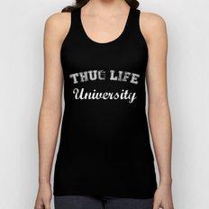 Thug Life University Unisex Tank Top