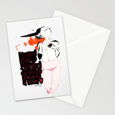 Stand - Emilie Record Stationery Cards