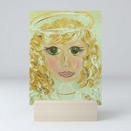 Angel Celeste Mini Art Print