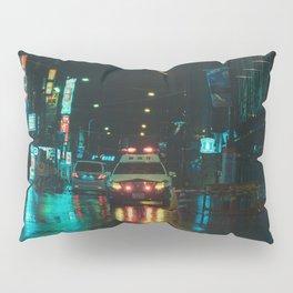 Tokyo Nights / Kiss Land II / Blade Runner Vibes  / Liam Wong Pillow Sham