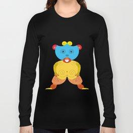 Sprial Long Sleeve T-shirt