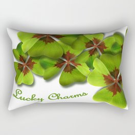 Lucky Charm Fairy Rectangular Pillow