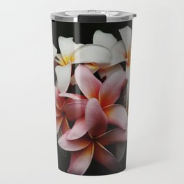 Flowers In The Dark Travel Mug