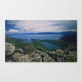 Maggie's Peak Canvas Print