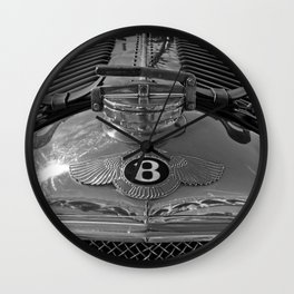 1928 Bentley - MP 2219 Wall Clock
