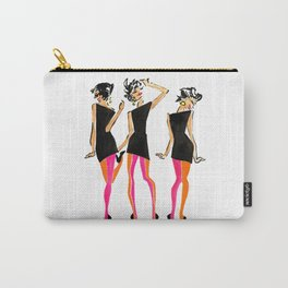 Girls Just Wanna Have Fun Carry-All Pouch