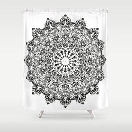 Year Zero Shower Curtain