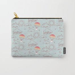 Everything will be alright pattern Carry-All Pouch