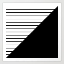 pokret Art Print