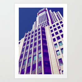 Chicago Buildings 6 Art Print