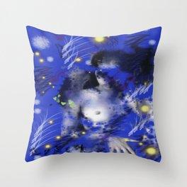 Homage to Balzac n.13 Throw Pillow