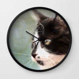 The Ships Cat Wall Clock