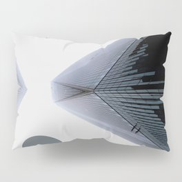 To the Skies - September 11 Tribute Pillow Sham
