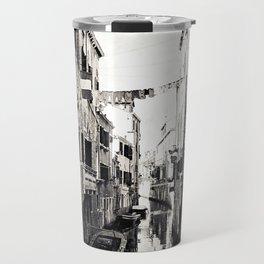 vivacità {b&w Travel Mug