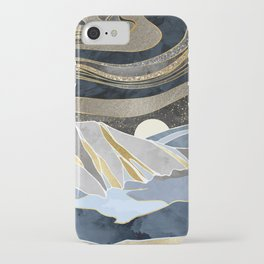 Metallic Sky iPhone Case