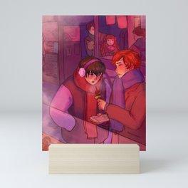 Study Objects Mini Art Print
