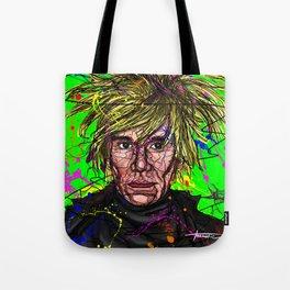 Pop Art Genius Tote Bag