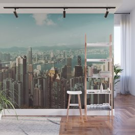 Hong Kong View II Wall Mural