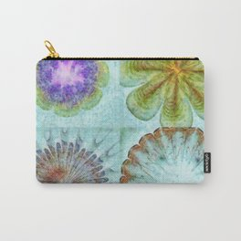 Attitudinal Proportion Flower  ID:16165-113431-66510 Carry-All Pouch