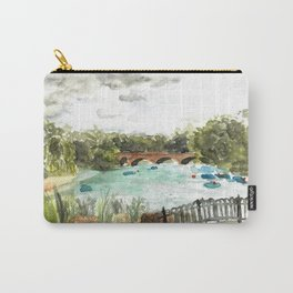Hyde Park Paddle Boats Carry-All Pouch