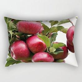 Apple Tree Rectangular Pillow