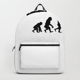 Seb Evolution Meme Celebration Backpack