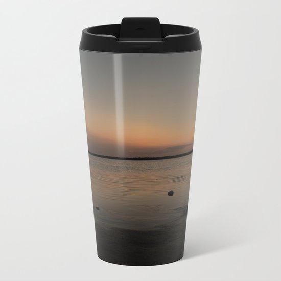 BEACH DAYS XXXVI Metal Travel Mug