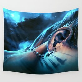I want to talk to you Wall Tapestry