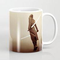 jedi Mugs featuring Jedi by DEMORIE