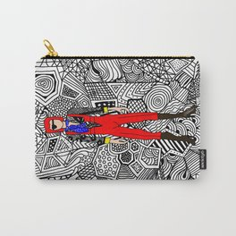 Heroes Fashion 4 Carry-All Pouch