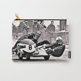 Sidecar racing Carry-All Pouch