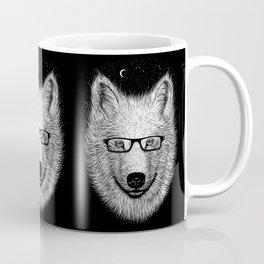 WHITE SPECTACLE Coffee Mug