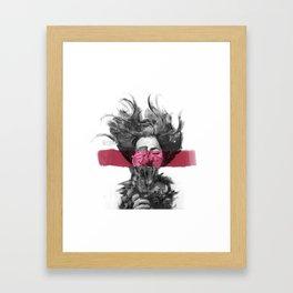 Bon Silene Framed Art Print