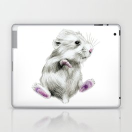 Sweet hamster Laptop & iPad Skin