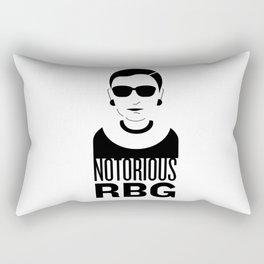 Notorious RBG Rectangular Pillow