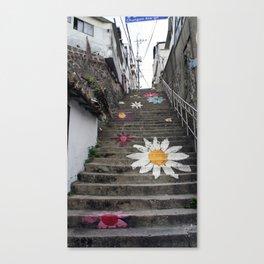 Stairway 1 Canvas Print