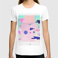 internet T-shirts featuring internet by Alba Blázquez