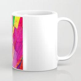 Pop Art Stairwell Abstract Coffee Mug