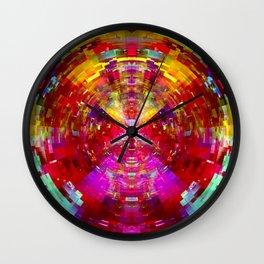 goldenfire 01. Wall Clock