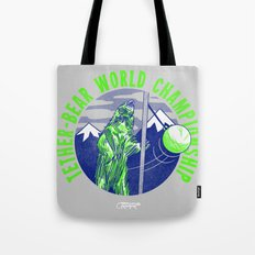 Tether-Bear World Champoin Tote Bag