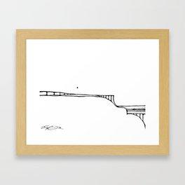 Landscape 110613 Framed Art Print