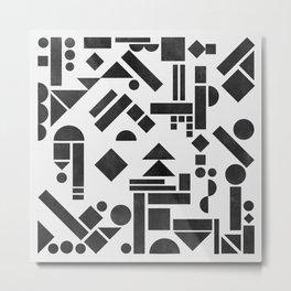 Geometry 1 Metal Print