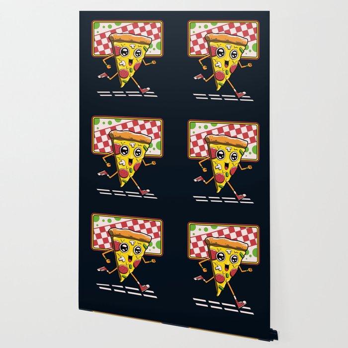 Pizza Run Wallpaper