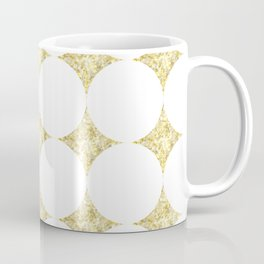 Glitter dots Coffee Mug