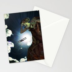 Blinded by the Lights Stationery Cards