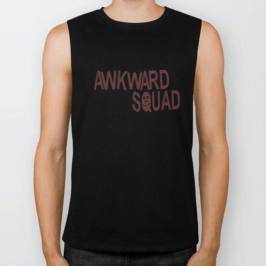 awkward squad Biker Tank