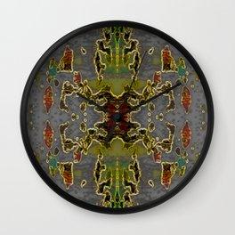 Light Quanta Wall Clock